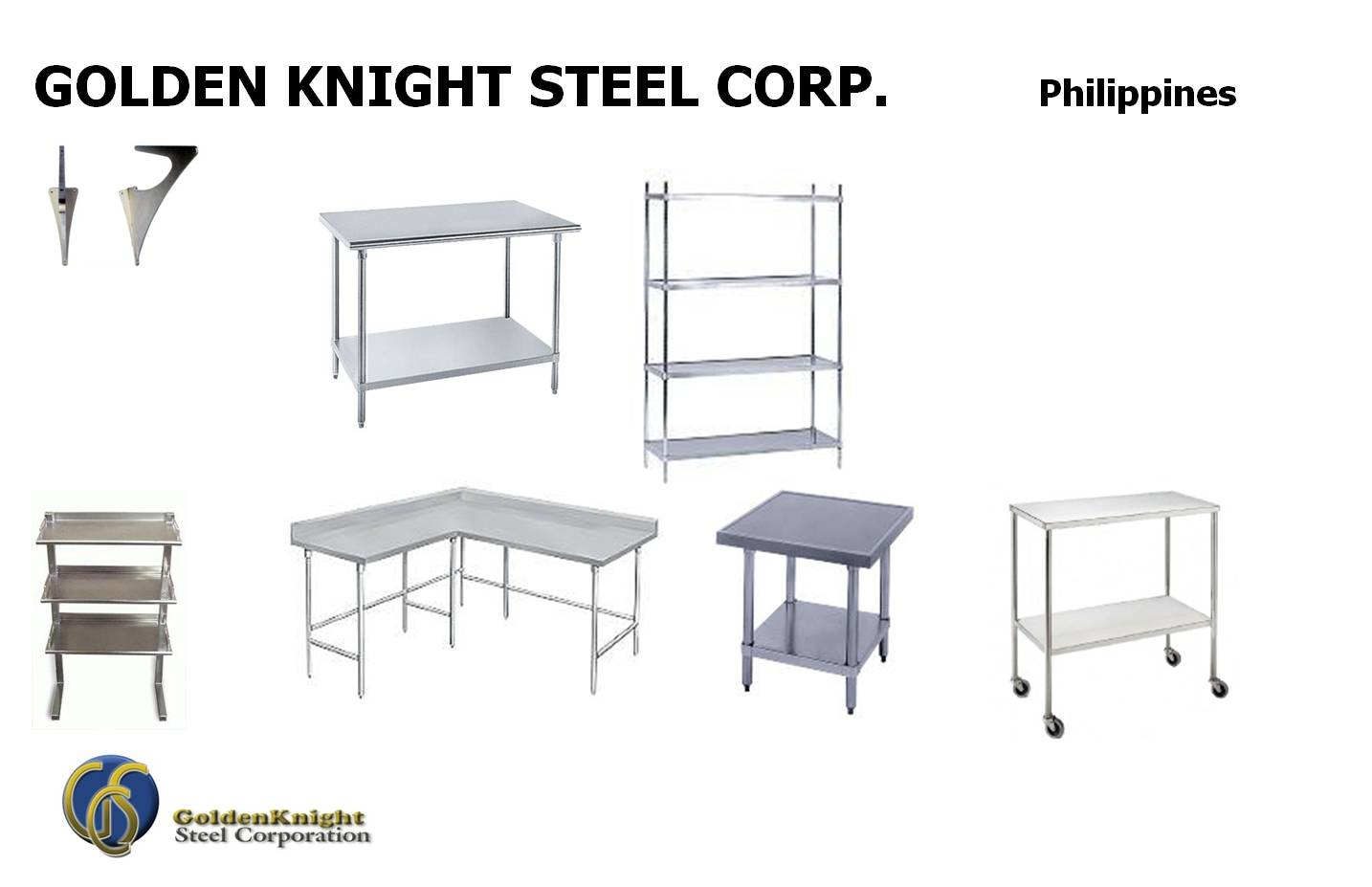 Telesemi Corporation - Goldenknight Steel