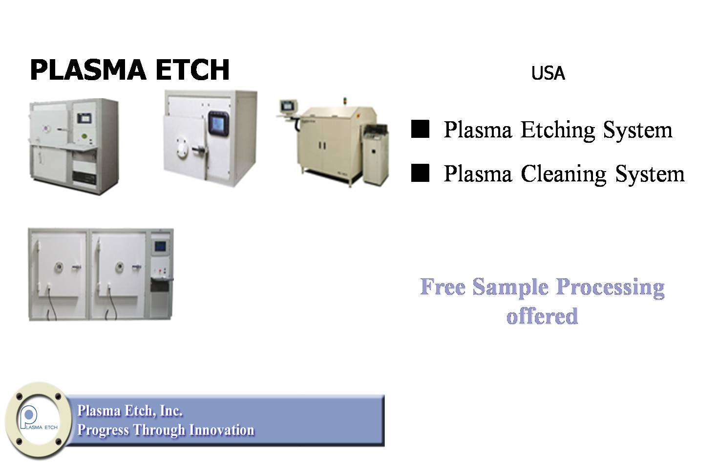 Telesemi Products - Plasma Etch